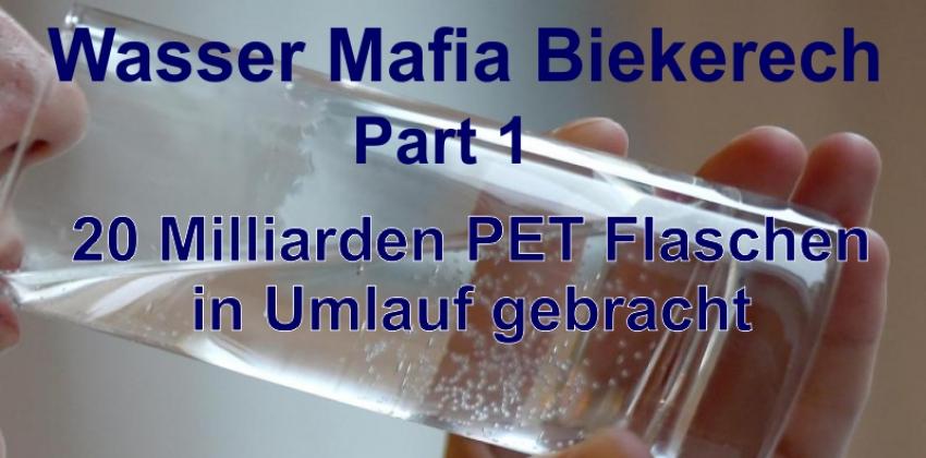 Wasser-Mafia Biekerech